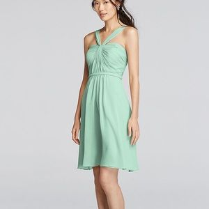 Mint Bridesmaid/Formal Dress